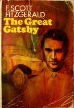 "My well-worn copy of ""The Great Gatsby,"" which I've had since high school."