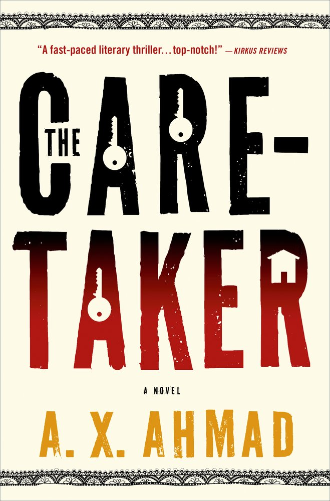 Caretaker_book cover
