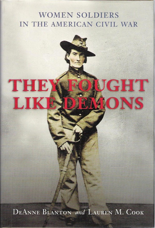 cover of They Fought Like Demons