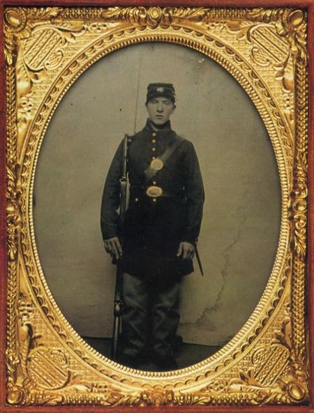 Sarah Rosetta Wakeman, alias Lyons Wakeman
