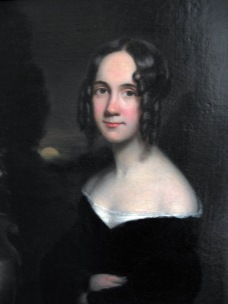 Sarah Josepha Hale. Portrait by James Reid Lambdin.
