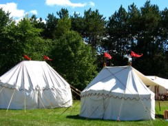 Fort-tents